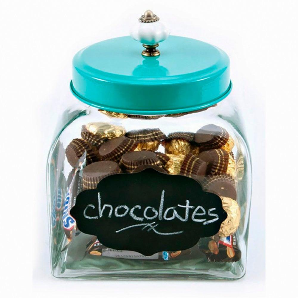 Купить Емкость для хранения с крышкой Sweets Маленькая в интернет магазине дизайнерской мебели и аксессуаров для дома и дачи
