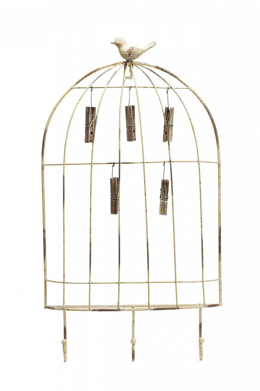 Купить Экран для фотографий и заметок Cage with Hooks в интернет магазине дизайнерской мебели и аксессуаров для дома и дачи