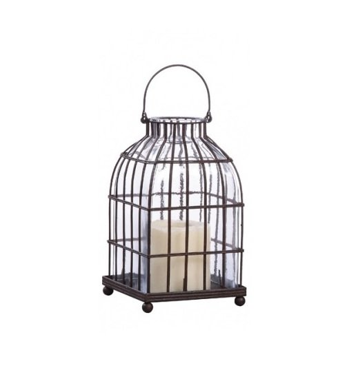 Подсвечник Bird in Cage II