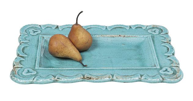 Блюдо для фруктов Aqua, DG-D-479