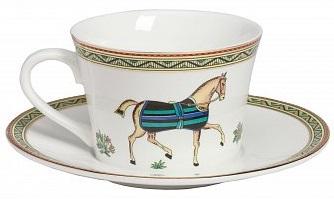 Чайная пара Antique