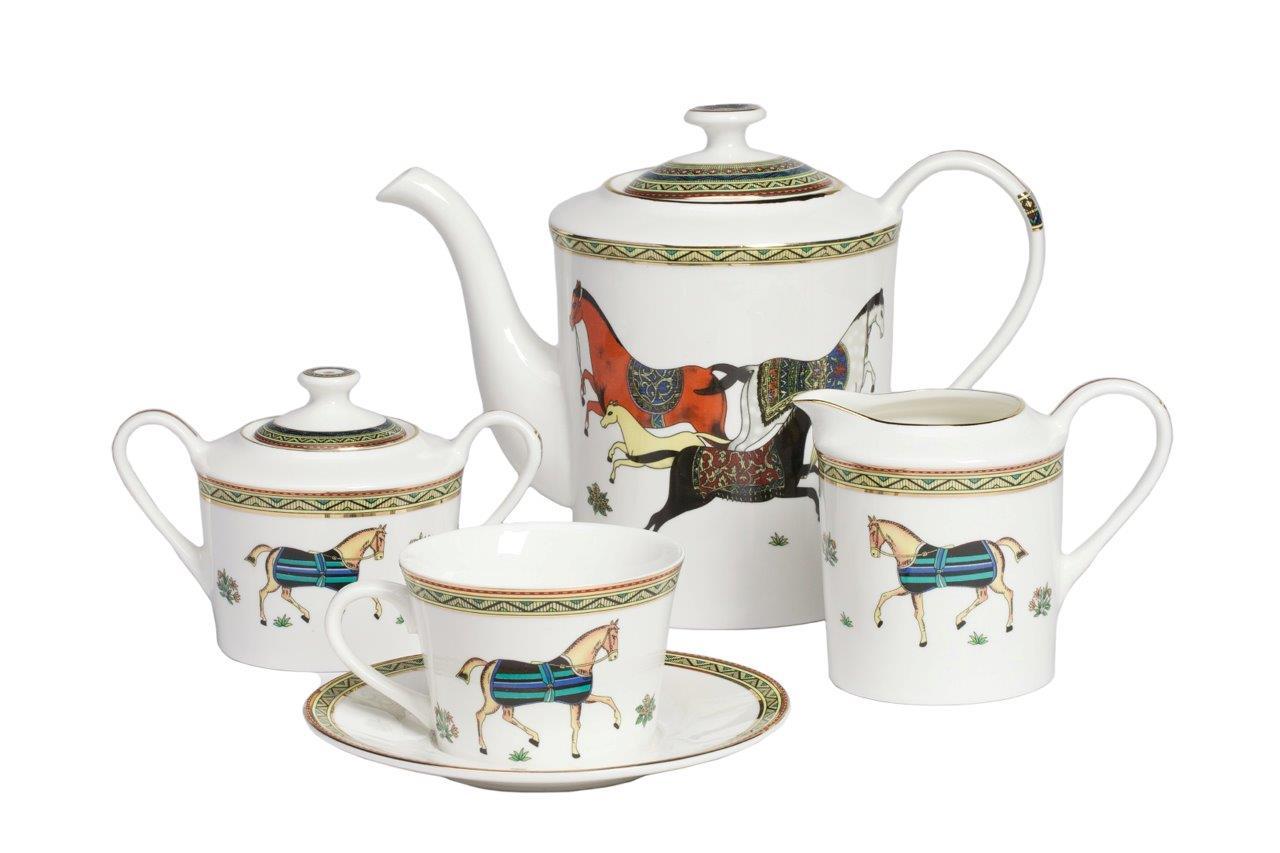 Купить Чайный сервиз Antique в интернет магазине дизайнерской мебели и аксессуаров для дома и дачи