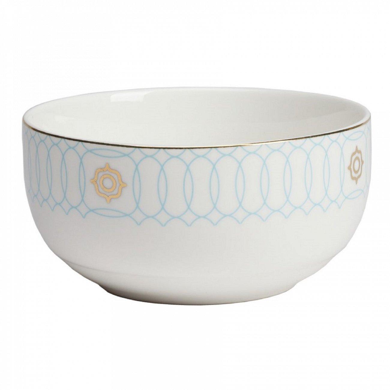 Купить Салатник порционный Turquoise Veil в интернет магазине дизайнерской мебели и аксессуаров для дома и дачи