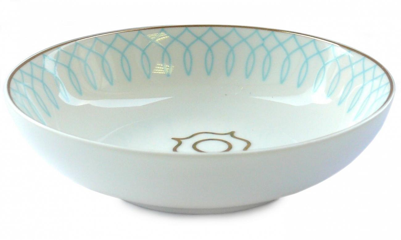 Купить Соусница порционная Turquoise Veil в интернет магазине дизайнерской мебели и аксессуаров для дома и дачи