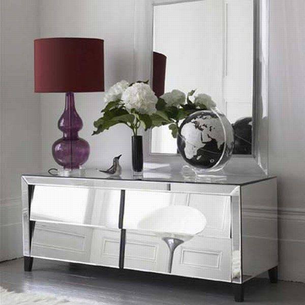 Зеркальная мебель в интерьере | DG-Home