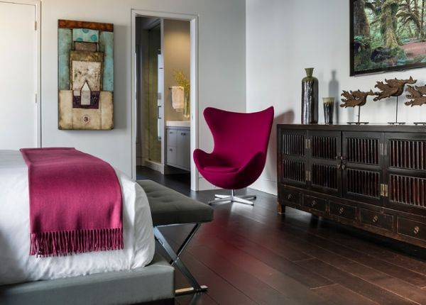 Кресло для спальни фото