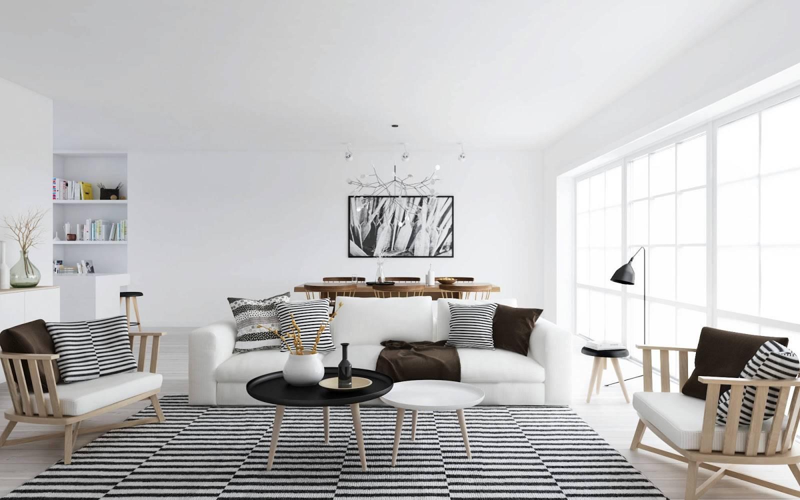 скандинавском мебель стиле картинки в