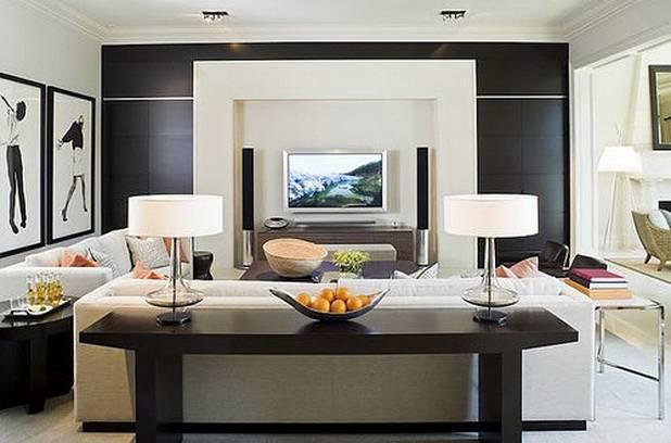 Nice Living Rooms With Tv beautiful living rooms with tv - magiel