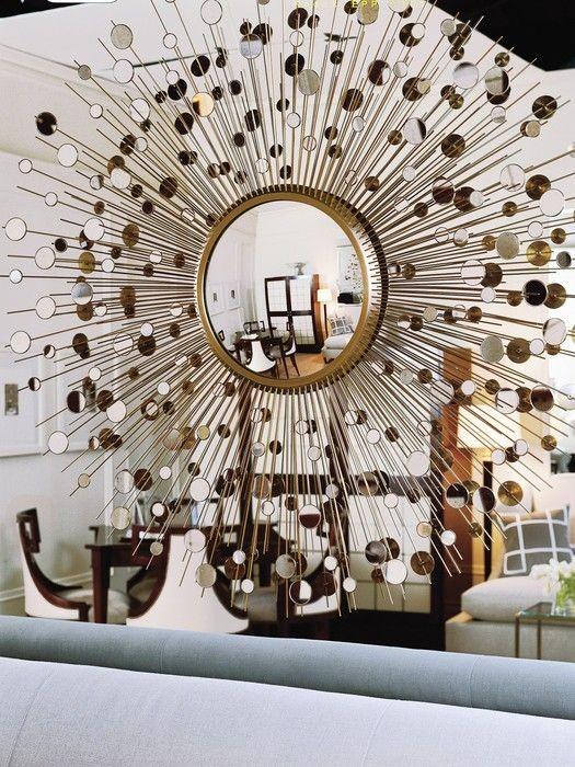 Фото Зеркала в интерьере - 5.