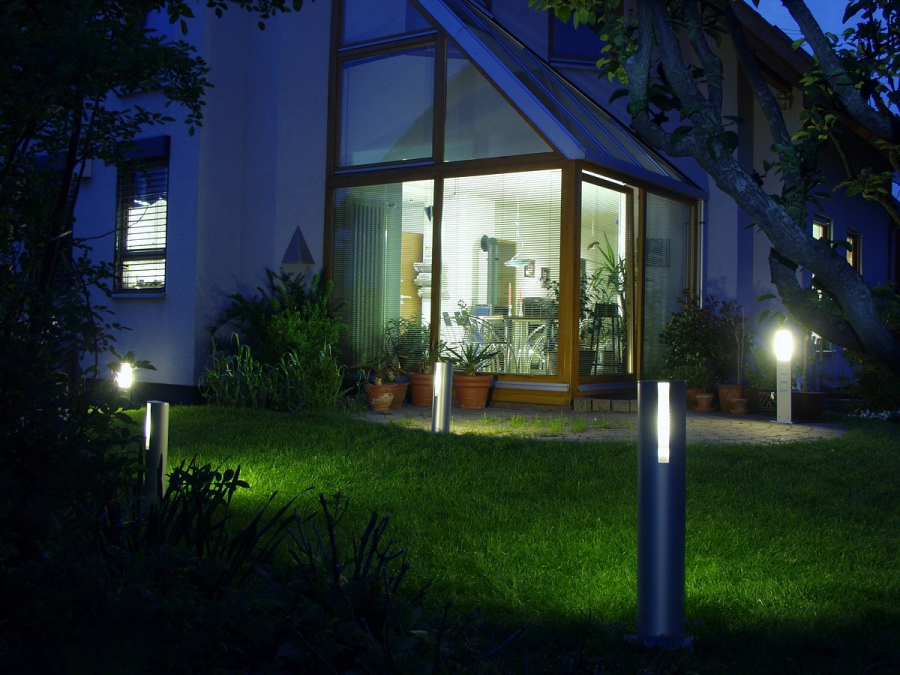 Outdoor Automatic Lighting Control