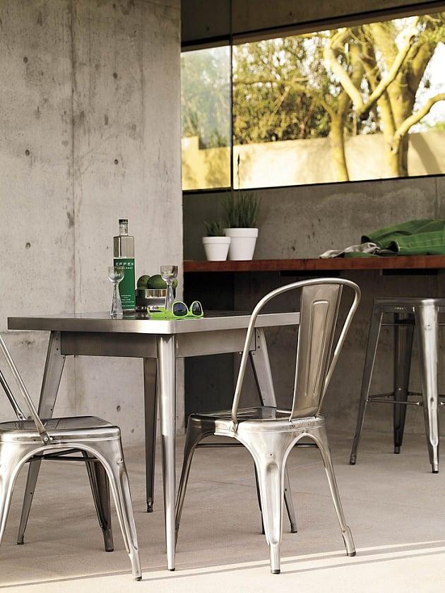 Фото Барные стулья в интерьере - 7.