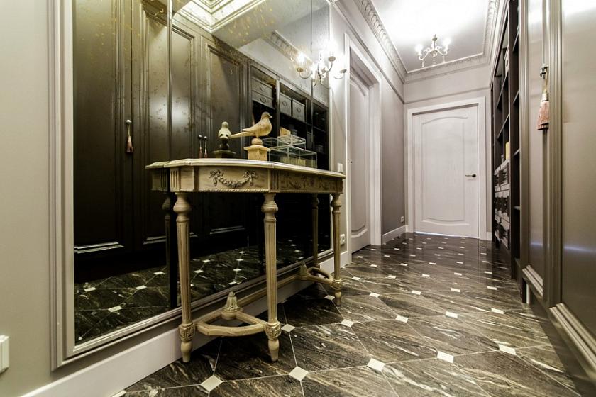 Фото Туалетные столики (консоли) в интерьере - 5.