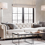 Диван The Pettite Kensington Upholstered Sofa