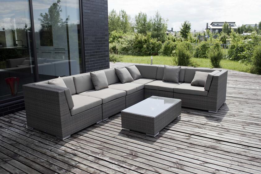 Фото Столы и столики для сада в интерьере - 2.