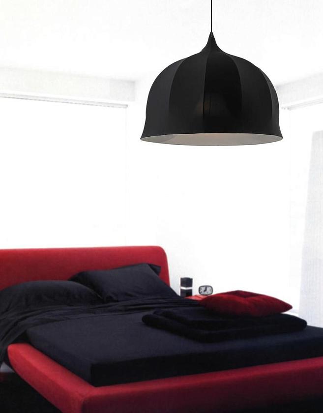 Фото Подвесные светильники в интерьере - 10.