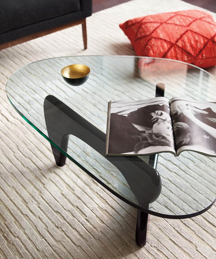 Фото Кофейные и журнальные столы в интерьере - 8.