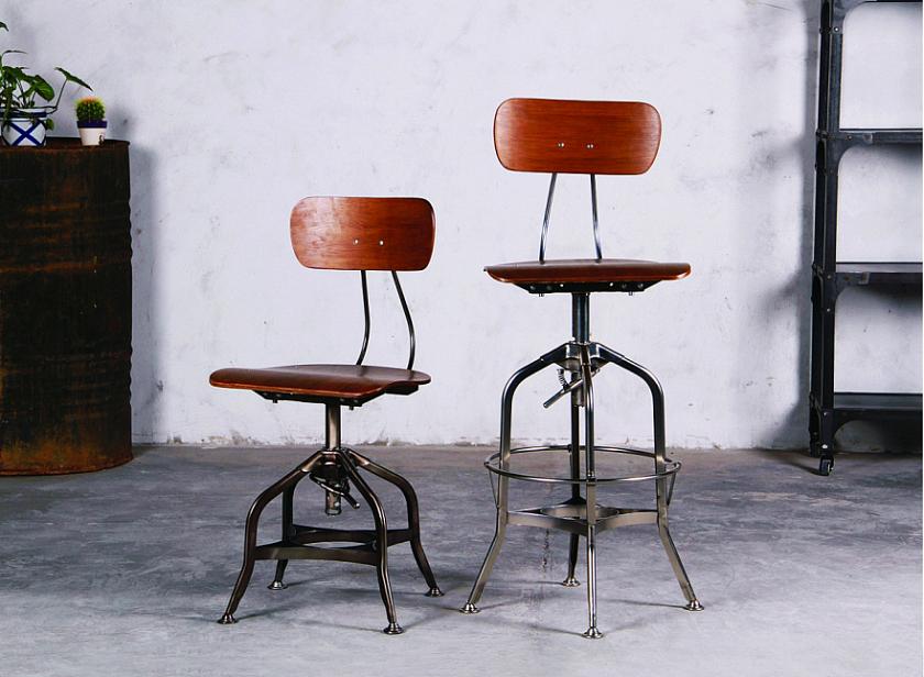Фото Барные стулья в интерьере - 6.